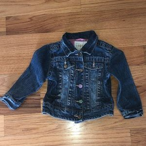 The Children's Place Jean Jacket Distressed 3T